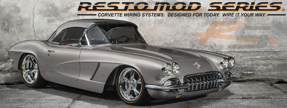 Corvette Restomod Series: 1959 Corvette Engine Wiring Harness At Sewuka.co